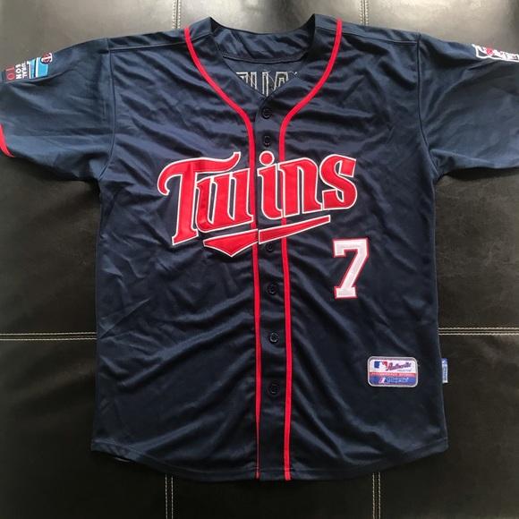 62e64ba9 MN Twins baseball jersey. M_5d0584fb8557af4ac3120ffc
